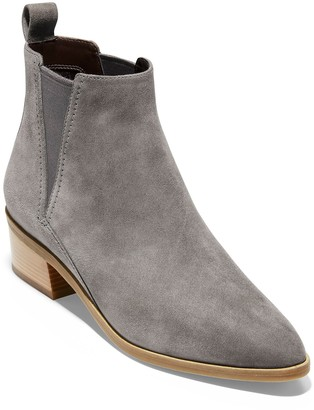 Cole Haan Marinne Pointed Toe Chelsea Bootie