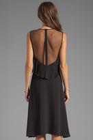 BCBGMAXAZRIA Combo Dress
