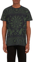 Vivienne Westwood MEN'S BROCADE-PRINT COTTON JERSEY T-SHIRT