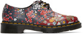 Dr. Martens Multicolor Floral Mix 1461 Fc Derbys