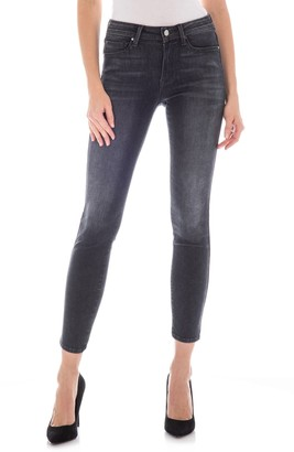 Fidelity Sola Mid Rise Skinny Jeans