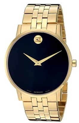 Movado Museum Classic - 0607203 (Gold) Watches