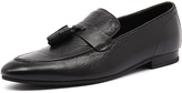 Ben Sherman Meos Tassel Slipper Black