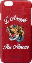 Gucci L'Aveugle Par Amour iPhone 6 case