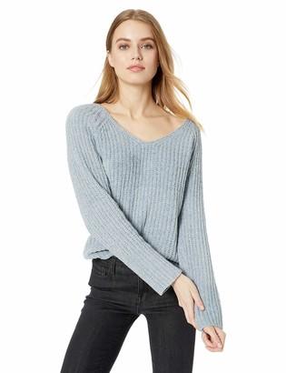 Lucky Brand Women's Chenille Sweater