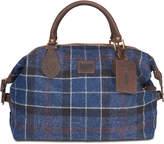 Barbour Men's Shadow Tartan Messenger Bag