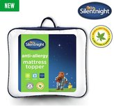 Silentnight Anti Allergy Mattress Topper - Single