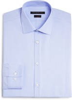 John Varvatos Solid Non-Stretch Slim Fit Dress Shirt