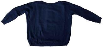 Max & Co. Blue Wool Knitwear for Women