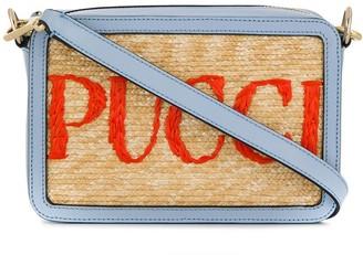 Emilio Pucci Logo Cross-Body Bag