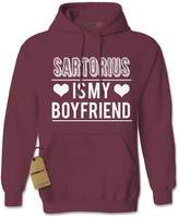 Expression Tees Hoodie Sartorius Is My Boyfriend Adult