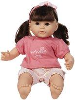 """Corolle Les Classiques Classic Baby Doll - Chouquette Brunette 14"""""""