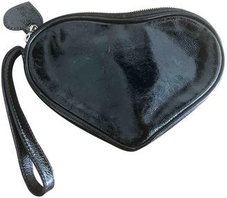 Sonia Rykiel Sonia By Black Leather Clutch bags