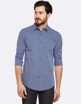 Oxford Kenton Mini Check Shirt