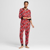 Disney Women's Union Suit Pajamas - Mickey Mouse