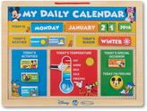 Melissa & Doug Mickey Mouse Clubhouse My Magnetic Daily Calendar by
