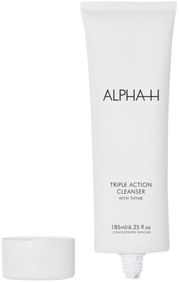 Alpha-h Triple Action Cleanser with Thyme No Colour