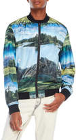 Love Moschino Nature Bomber Jacket
