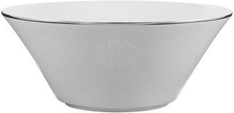 Roberto Cavalli Lizzard Salad Bowl - Platinum