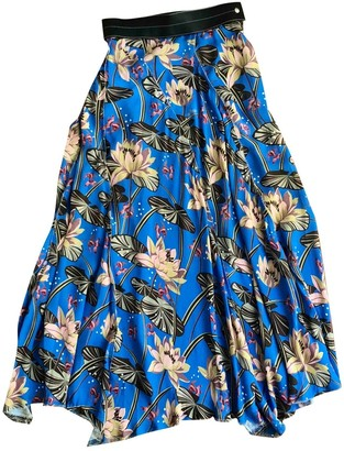 Loewe Blue Skirt for Women