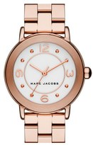 Marc Jacobs 'Riley' Bracelet Watch, 28mm