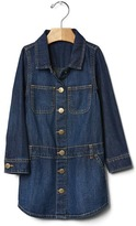 Gap 1969 Denim Utility Shirtdress