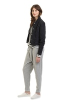 Country Road Nep Drop Crotch Track Pant