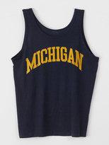 American Apparel Vintage University of Michigan Tank