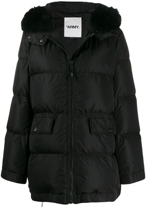 Yves Salomon Parka Coat