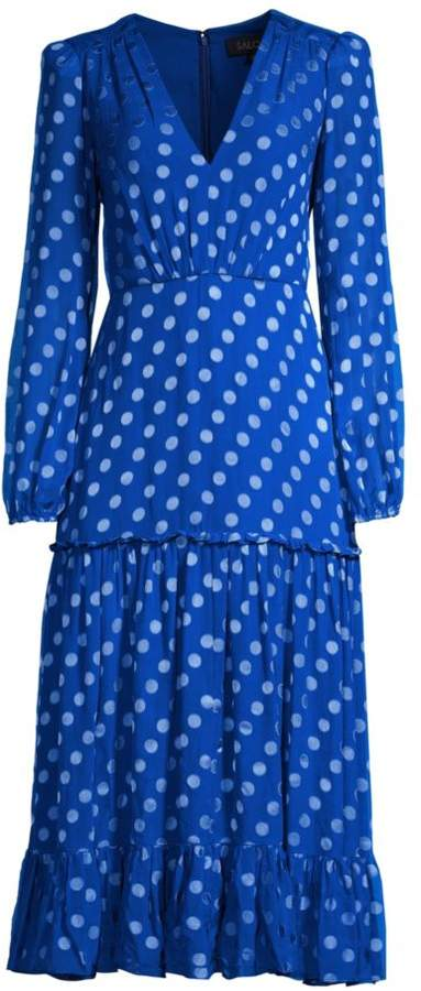 da49eb0322 Polka Dot Ruffle Dress - ShopStyle UK