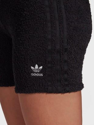 adidas Relaxed Risque Soft Knit Short - Black
