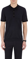 Rag & Bone Men's Dustin Polo Shirt-NAVY