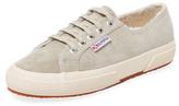 Superga 2750 Suede Low Top Sneaker