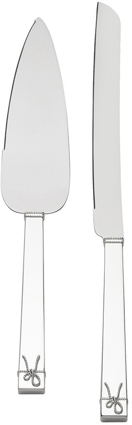 Thumbnail for your product : Vera Wang Wedgwood Love Knots Cake Knife & Server