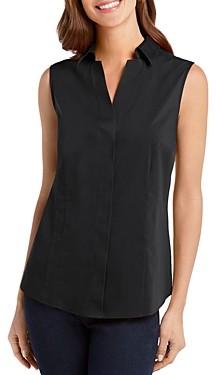 Foxcroft Taylor Sleeveless Non-Iron Shirt