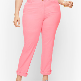 Talbots Relaxed Chinos - Garment Dyed