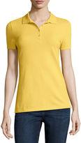 ST. JOHN'S BAY St. John's Bay Short-Sleeve Polo Shirt - Tall
