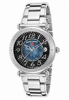 Swiss Legend Women's 'Bel Air' Swiss Quartz Stainless Steel Casual Watch, Color:Silver-Toned (Model: 16330SM-11)