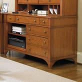 Hooker Furniture Abbott Place Printer Unit Credenza Desk