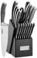 Cuisinart Stainless Steel 17-Piece Cutlery Set