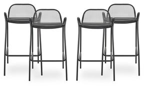Christopher Knight Home Baltimore Outdoor Modern Barstool