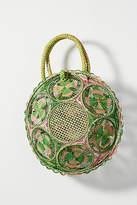 Anthropologie Spring Basket Bag