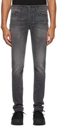 Diesel Black Sleenker-X Jeans