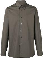 Jil Sander button-up shirt - men - Cotton - 38