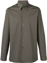 Jil Sander button-up shirt - men - Cotton - 39