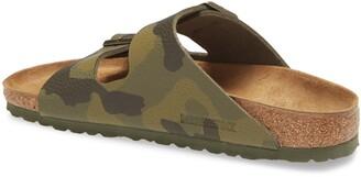 Birkenstock Arizona Camo Slide Sandal