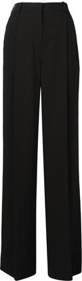 Sonia Rykiel Pleated Wide Leg Trousers
