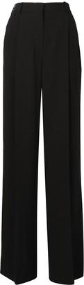 Sonia Rykiel pleated wide leg trousers