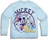 Freeze White Disney Pals Tee - Boys