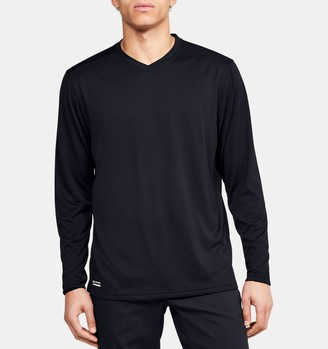 Under Armour Men's UA Tactical V-Neck Long Sleeve